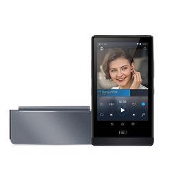 Fiio 飞傲 X7+AM5耳放模块无损MP3音乐播放器套装