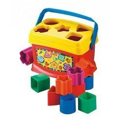 Fisher Price 费雪 K7167 启蒙积木盒