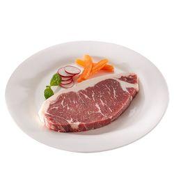 HONDO BEEF 恒都 澳洲原切西冷肉眼牛排套餐 1200g