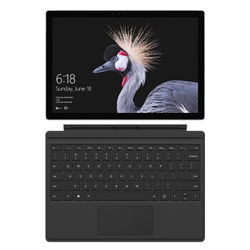 Microsoft 微软 新Surface Pro 12.3英寸二合一平板电脑 键盘版 (i7、16G、1TB SSD )