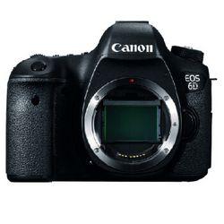 Canon 佳能 EOS 6D 全画幅 单反相机机身