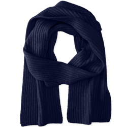 Williams Cashmere 男士纯羊绒加厚针织围巾