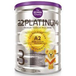 a2 艾尔 Platinum 白金版 婴幼儿奶粉 3段 900g *3件