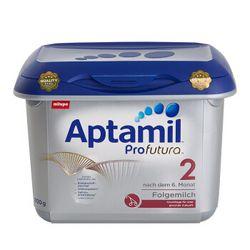 Aptamil 爱他美 Profutura 白金版婴儿奶粉 2段 800g *3件