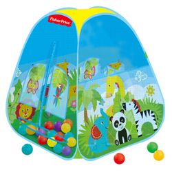 Fisher Price 费雪 儿童海洋球池+40海洋球 +凑单品