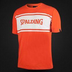 SPALDING 斯伯丁 男士短袖T恤 *2件
