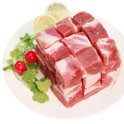 恒都 飘香牛肉块 1kg*2件+展卉 河北红香酥梨(9-11个)1.8kg*3件