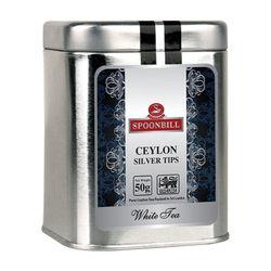 SPOONBILL 玛勃洛可 白毫银针锡兰白茶 50g