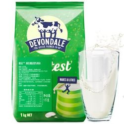 Devondale 德运 脱脂成人奶粉 1kg