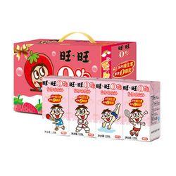 Want Want 旺旺 O泡果奶礼盒 草莓味/原味 125ml*32盒