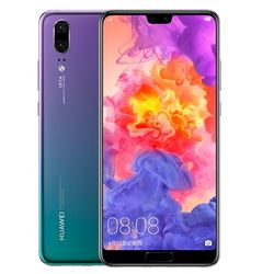 HUAWEI 华为 P20 智能手机 6GB+128GB 极光色
