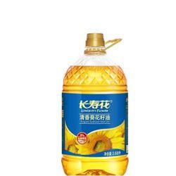 长寿花 葵花籽油 3.68L