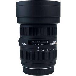 SIGMA 适马 12-24 mm F/4.5-5.6 DG HSM II 广角变焦镜头