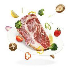 天谱乐食 澳洲黑毛和牛 M7-8级 眼肉牛排 200g +凑单品