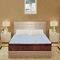 Sleep Science 睡眠科学 超级透气霸Ⅱ 乳胶记忆棉席梦思床垫 150*200*25cm
