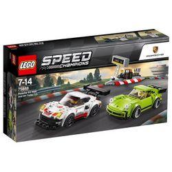 LEGO 乐高 超级赛车速度冠军系列  75888 保时捷911 RSR&Turbo3.0
