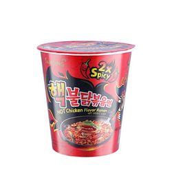 SAMYANG 三养 双倍辣 火鸡杯面 鸡肉味 70g/杯/碗/桶 *30件 +凑单品