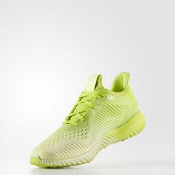 adidas 阿迪达斯 alphabounce 男子跑鞋 冰晶黄/亮黄荧光/亮白 40