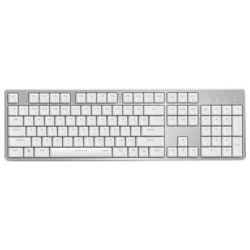 Rapoo 雷柏  MT700 双模机械键盘 白色 红轴