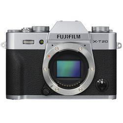 FUJIFILM 富士 X-T20 APS-C画幅无反相机 银色