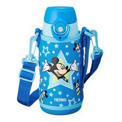 THERMOS膳魔师 FFG-601 儿童不锈钢保温杯 蓝色 600ml +凑单品