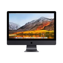 Apple iMac Pro 27英寸一体机(八核Xeon W处理器、32G内存、1TB SSD、Vega 56显卡、5K屏 MQ2Y2CH/A)