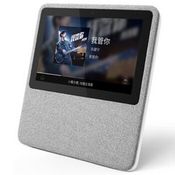 小度在家 智能音箱 NV5001 视频音箱 经典灰