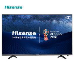 Hisense 海信 LED43EC300D 液晶电视 43英寸