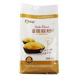 新良 魔堡蛋糕粉 低筋面粉 1kg