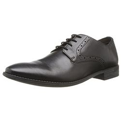 Clarks Chart Walk 男士系带平底鞋