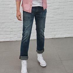 Levi\'s 李维斯 MIJ日产 514 系列 00514-0993 男士直筒低腰牛仔裤