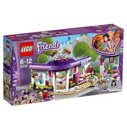 LEGO 乐高 好朋友 Friends 41336 艾玛的艺术咖啡馆  +凑单品