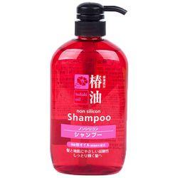 KUMANOYUSHI 熊野油脂 无硅油马油洗发水 600ml *3件