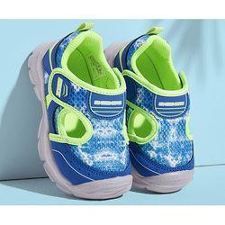 Skechers 斯凯奇 660010N 魔术贴男童鞋  *2件