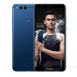 HUAWEI 华为 荣耀 畅玩 7X 全网通智能手机 4GB+128GB 极光蓝
