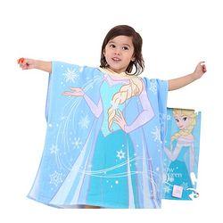 Disney 迪士尼 儿童连帽浴巾 60*120CM 278g +凑单品