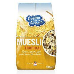Crème de la Cream 克德拉克 混合水果味燕麦片 900g