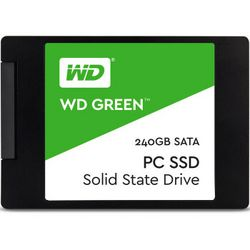 WD 西部数据 WDS240G1G0A Green SATA 固态硬盘 240GB
