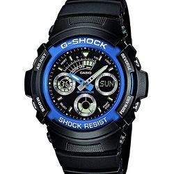 CASIO 卡西欧 G-SHOCK AW-591-2AER 男士运动腕表