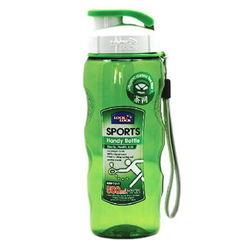 LOCK&LOCK 乐扣乐扣 HPP721TG 便携塑料杯 绿色 500ml