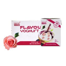 LVLINB 绿林贝 果味酸奶 多口味可选 200g*24盒