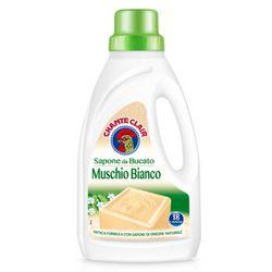 CHANTE CLAIR 大公鸡管家 马赛皂超浓缩洗衣液  1L*3瓶(白苔香)