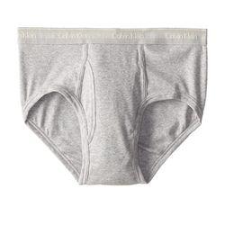CALVIN KLEIN 卡尔文·克莱 U4000 男士全棉三角内裤 4件装