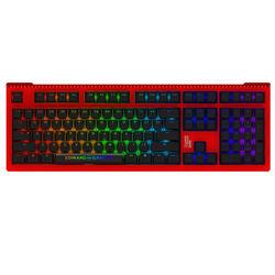 AKKO Ducky Shine6  RGB机械键盘 Cherry红轴 EDG战队竞赛限量版