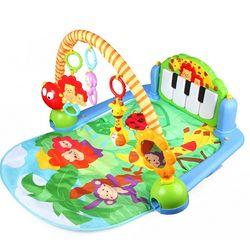AUBY 澳贝 463325DS 钢琴健身架 0-18个月