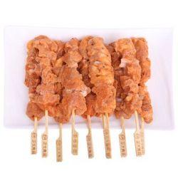 正大食品 凝香骨连 烧烤食材鸡肉串 400g *14件