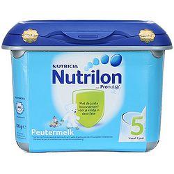 Nutrilon 诺优能 婴幼儿配方奶粉1段 800g 安心罐 *5件