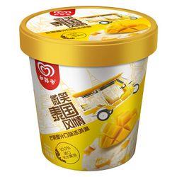 和路雪 芒果椰汁口味 冰淇淋 290g *8件