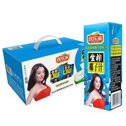 欢乐家 生榨椰子汁 纸盒装 250g*12 礼盒装