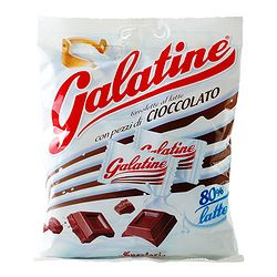 Galatine 佳乐锭 巧克力味/原味/草莓味 奶片 115g